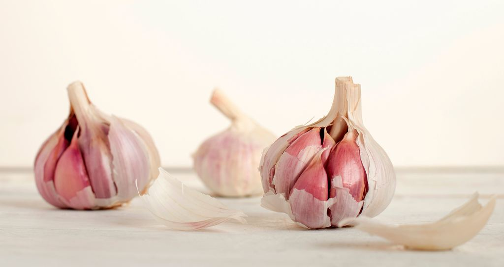 Eat Raw, Crushed Garlic to Kill Viruses