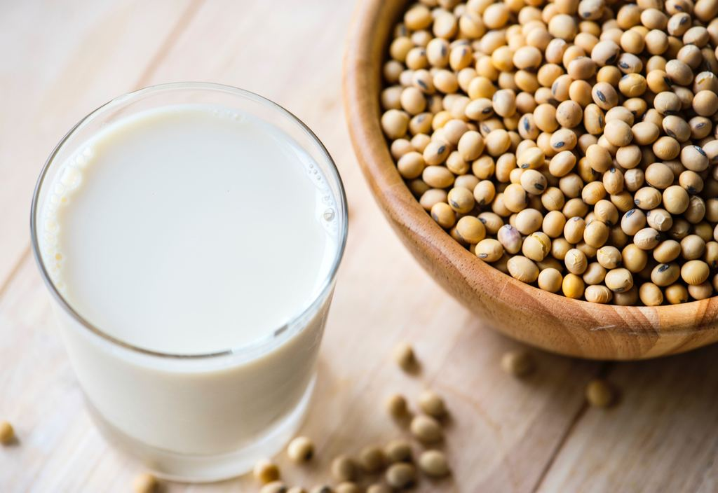 Eliminate Soy to Clear Up Oily Skin