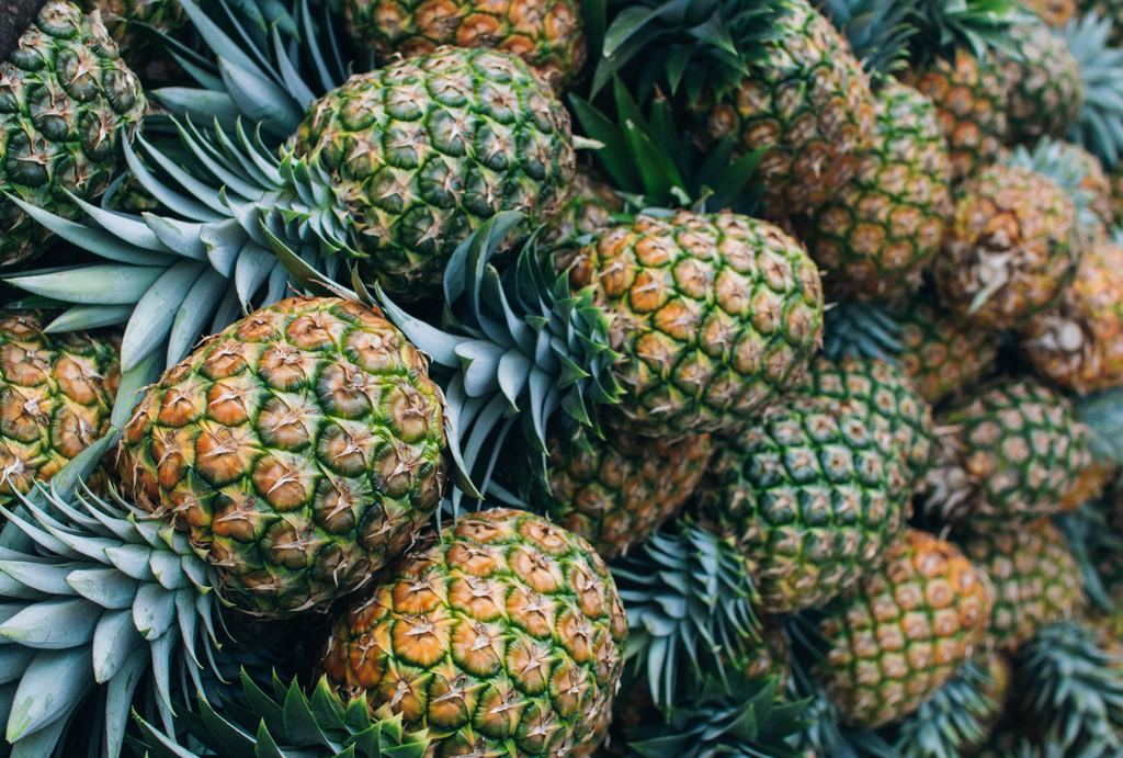 Pineapple, Papaya and ACV to Support Your Digestion