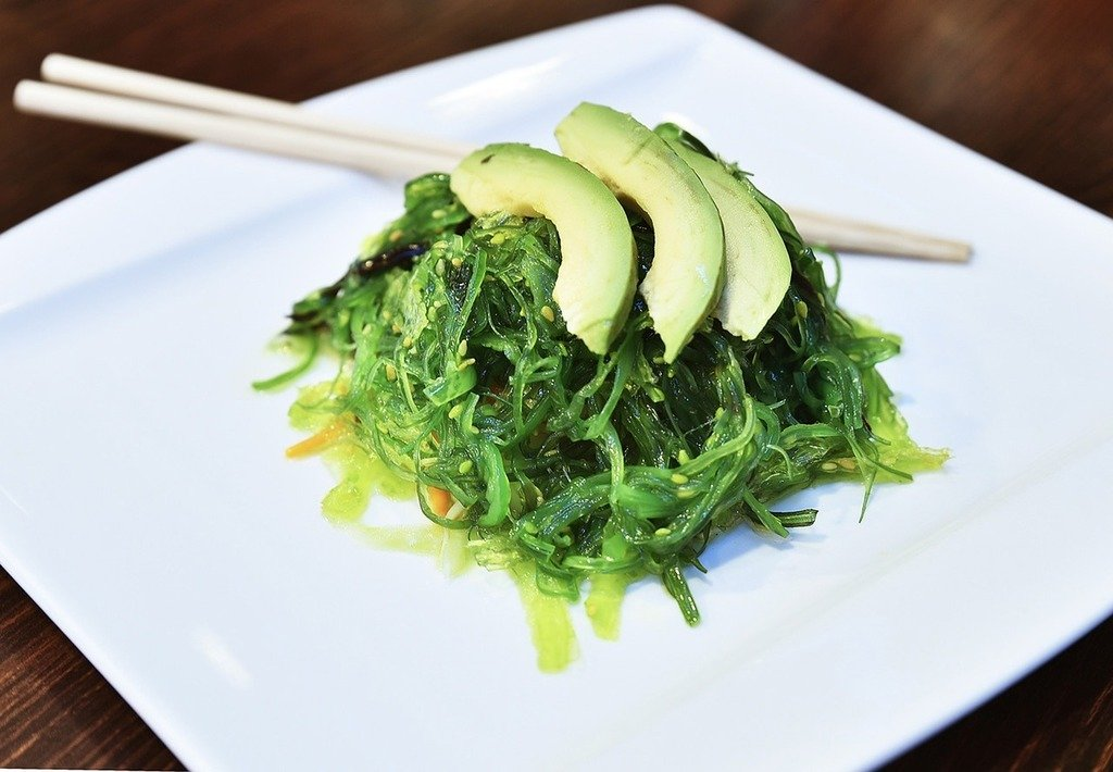 Sea Vegetables for Thyroid Ingredients