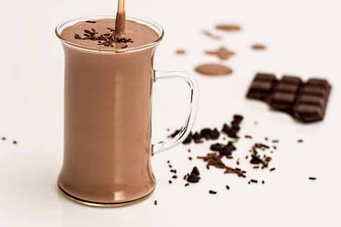 chocolate-smoothie