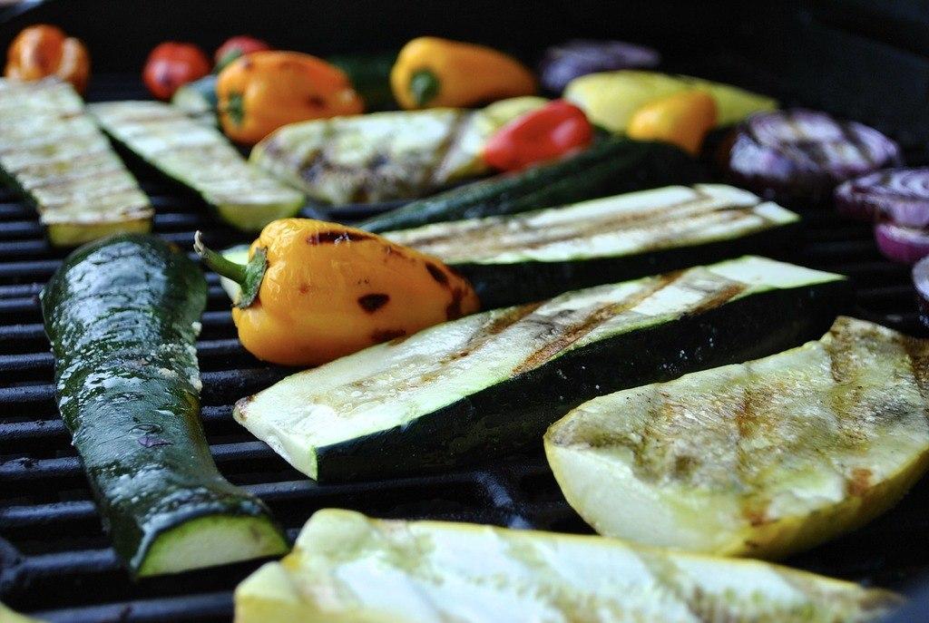 grilled-vegetables