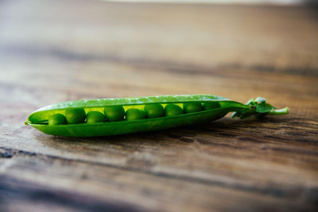 Green Bean, Black Bean, Kidney Bean and Green Pea Bowls